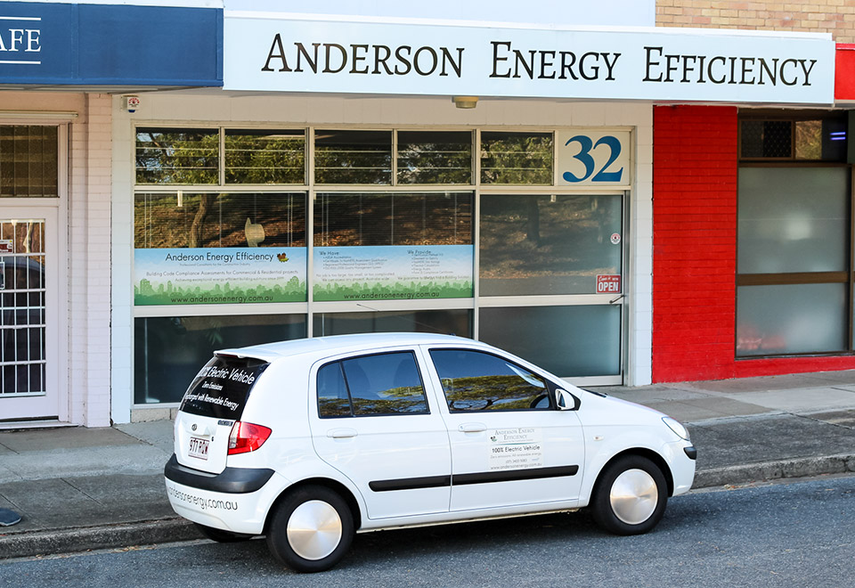Anderson Energy Efficiency's Office